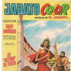 Tebeos: JABATO COLOR. Nº 92. ¡EL DILEMA DE FIDEO!. 1ª ÉPOCA. BRUGUERA (ST/A2). Lote 114180415