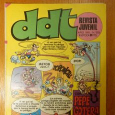 Tebeos: TEBEO - COMIC - DDT - AÑO XXIII - ÉPOCA III - Nº 325 -8 PTS - BRUGUERA -. Lote 114218551