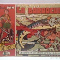Tebeos: EL CACHORRO Nº 117.ORIGINAL. Lote 114250483