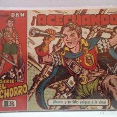 Tebeos: EL CACHORRO Nº 119.ORIGINAL. Lote 114250607
