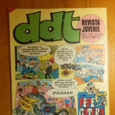 Tebeos: TEBEO - COMIC - DDT - AÑO XXII - ÉPOCA III - Nº 332 - 8 PTS - BRUGUERA -. Lote 114259191