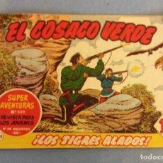 Tebeos: COMIC EL COSACO VERDE Nº 101 EDITORIAL BRUGUERA EN BUEN ESTADO ORIGINAL. Lote 114374507