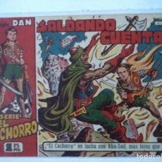 Tebeos: EL CACHORRO Nº 129 ORIGINAL. Lote 114513443