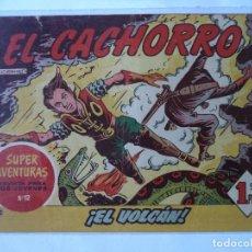 Tebeos: EL CACHORRO Nº 162.ORIGINAL. Lote 114513927