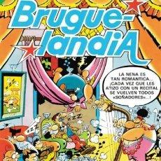 Tebeos: BRUGUELANDIA -Nº 26 - ESPECIAL JORGE -DELIRANTA-CARPANTA- NERONIUS-MUYBUEN ESTADO-DIFÍCIL-1983-9267. Lote 131056065