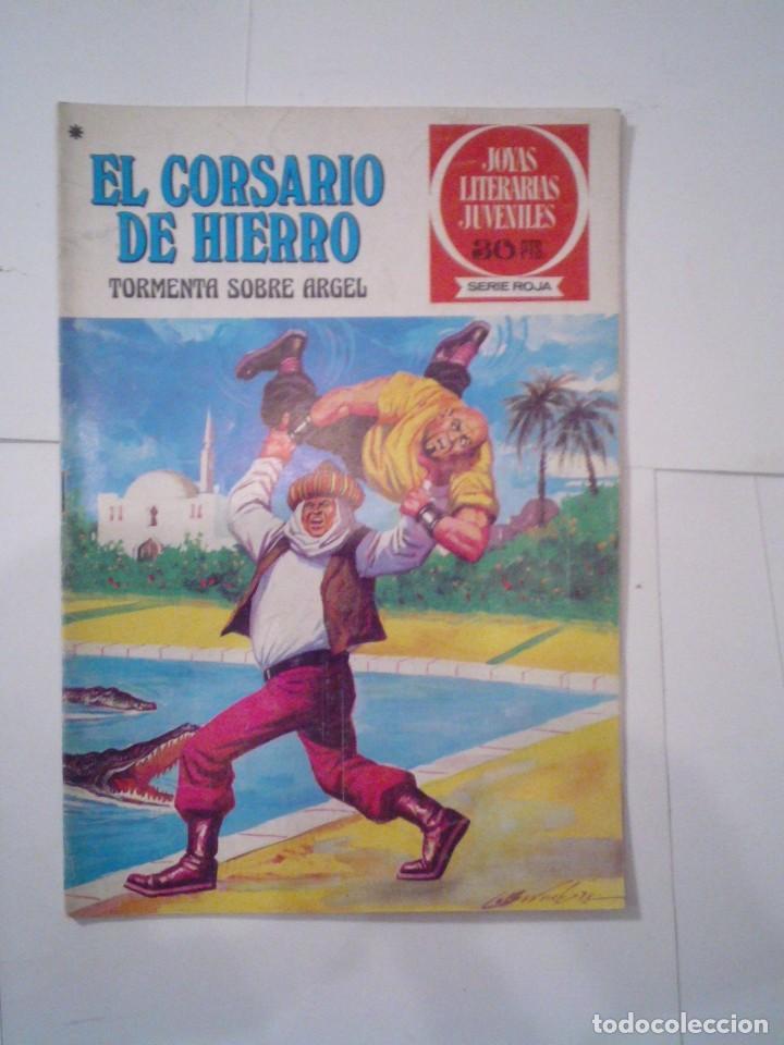 EL CORSARIO DE HIERRO - SERIE ROJA - 1ª EDICION - BRUGUERA - NUMERO 49 - BE - CJ 82 - GORBAUD (Tebeos y Comics - Bruguera - Corsario de Hierro)