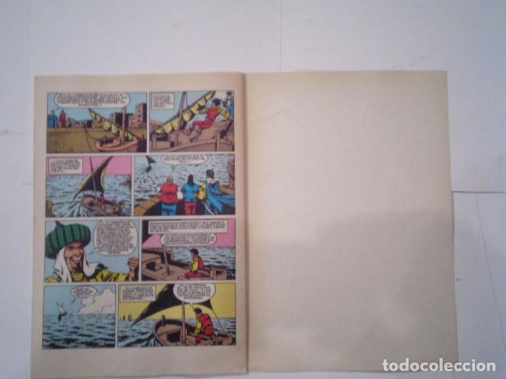 Tebeos: EL CORSARIO DE HIERRO - SERIE ROJA - 1ª EDICION - BRUGUERA - NUMERO 49 - BE - CJ 82 - GORBAUD - Foto 5 - 114608327