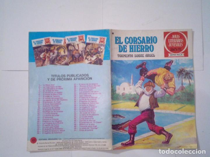 Tebeos: EL CORSARIO DE HIERRO - SERIE ROJA - 1ª EDICION - BRUGUERA - NUMERO 49 - BE - CJ 82 - GORBAUD - Foto 6 - 114608327