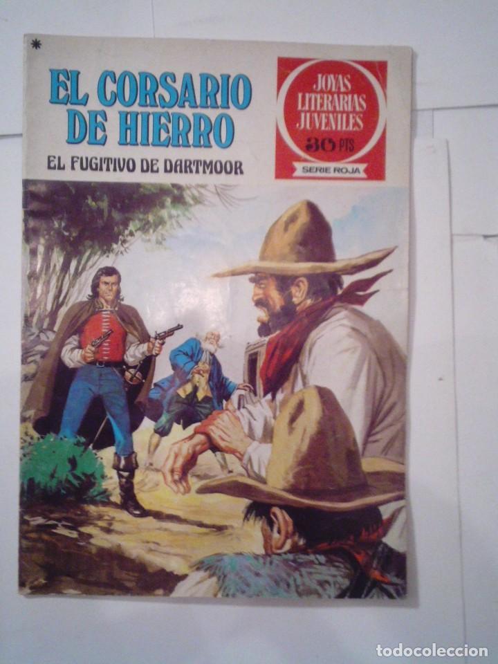 EL CORSARIO DE HIERRO - SERIE ROJA - 1ª EDICION - BRUGUERA - NUMERO 26- BE - CJ 82 - GORBAUD (Tebeos y Comics - Bruguera - Corsario de Hierro)