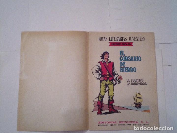Tebeos: EL CORSARIO DE HIERRO - SERIE ROJA - 1ª EDICION - BRUGUERA - NUMERO 26- BE - CJ 82 - GORBAUD - Foto 2 - 114608963