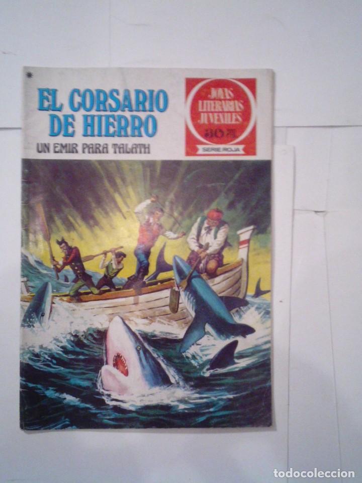 EL CORSARIO DE HIERRO - SERIE ROJA - 1ª EDICION - BRUGUERA - NUMERO 23 - BE - CJ 82 - GORBAUD (Tebeos y Comics - Bruguera - Corsario de Hierro)