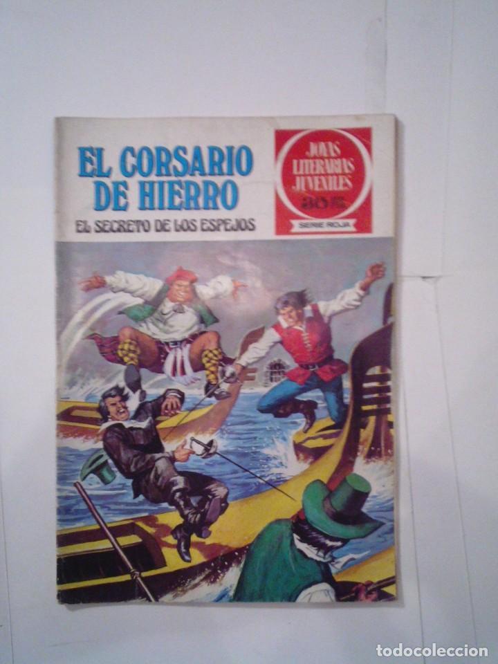 EL CORSARIO DE HIERRO - SERIE ROJA - 1ª EDICION - BRUGUERA - NUMERO 5 - BE - CJ 82 - GORBAUD (Tebeos y Comics - Bruguera - Corsario de Hierro)