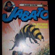 Tebeos: JABATO- LA ASTUCIA DE DILMA (BRUGUERA, 1980, ALBUM COLOR NM 5). Lote 114680423