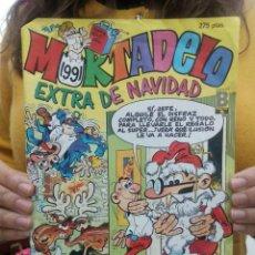 Tebeos: TUBAL MORTADELO. EXTRA DE NAVIDAD 1991. EDICIONES B 350 GRS. Lote 114867743