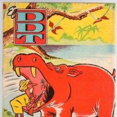 Tebeos: EL DDT. Nº 492. 17 DE OCTUBRE DE 1960. Lote 114882082