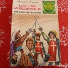 Tebeos: COMIC JOYAS LITERARIAS-Nº: 96 LOS TRES MOSQUETEROS.. Lote 114882903