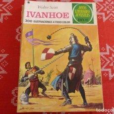 Tebeos: COMIC JOYAS LITERARIAS-Nº: 16 IVANHOE. Lote 114883223