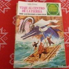Tebeos: COMIC JOYAS LITERARIAS-Nº: 21 VIAJE AL CENTRO DE LA TIERRA. Lote 114883531