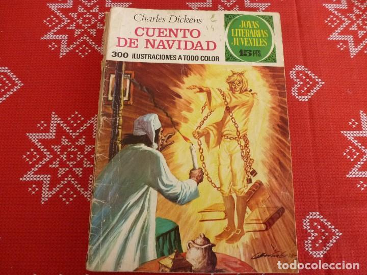 COMIC JOYAS LITERARIAS-Nº: 90 CUENTO DE NAVIDAD (Tebeos y Comics - Bruguera - Joyas Literarias)