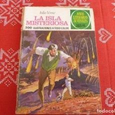 Tebeos: COMIC JOYAS LITERARIAS-Nº: 13 LA ISLA MISTERIOSA. Lote 114883887