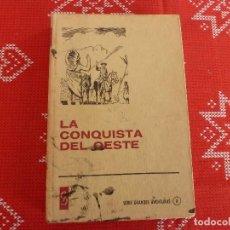 Tebeos: COMIC-LA CONQUISTA DEL OESTE-1ª EDICIÓN DE 1967. Lote 114887611