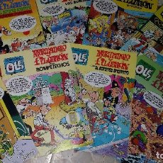 Tebeos: LOTE DE 10.CÓMIC MORTADELO Y FILEMON . Lote 114937695