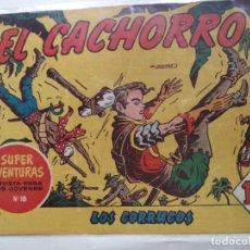 Tebeos: EL CACHORRO Nº 164.ORIGINAL. Lote 115001459