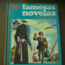 Tebeos: FAMOSAS NOVELAS BRUGUERA TOMO VI. Lote 115071111
