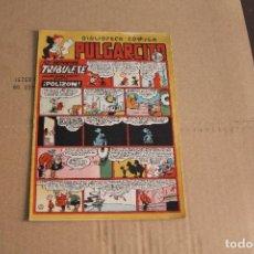 Tebeos: PULGARCITO Nº 166, EDITORIAL BRUGUERA. Lote 115108719