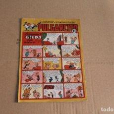 Tebeos: PULGARCITO Nº 161, EDITORIAL BRUGUERA. Lote 115108855