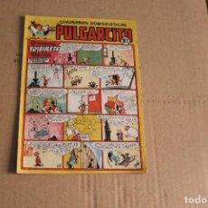 Tebeos: PULGARCITO Nº 145, EDITORIAL BRUGUERA. Lote 115109199