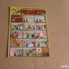 Tebeos: PULGARCITO Nº 135, EDITORIAL BRUGUERA. Lote 115109535
