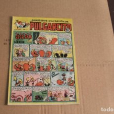 Tebeos: PULGARCITO Nº 134, EDITORIAL BRUGUERA. Lote 115109583