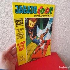 Tebeos: COMIC TEBEO EL JABATO ALBUM COLOR GIGANTE EXTRA SUPERAVENTURAS Nº 11 1975 BRUGUERA. Lote 115295179