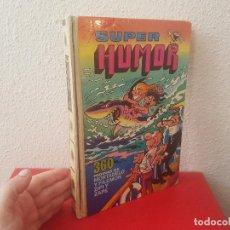 Tebeos: TOMO VOLUMEN XIII 13 SUPER HUMOR BRUGUERA 1 ª EDICION 1978 LIBRO COMIC TEBEO. Lote 115296403