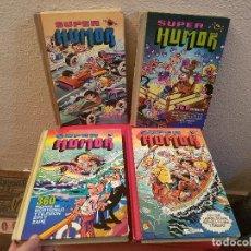 Tebeos: TOMO VOLUMEN XIII,VI,XXXII,XV 13,32,6,15 SUPER HUMOR BRUGUERA 1978-1983 LIBRO COMIC TEBEO. Lote 115296571