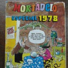 Tebeos: MORTADELO ESPECIAL 1978 Nº 29. EDITORIAL BRUGUERA. Lote 115306027