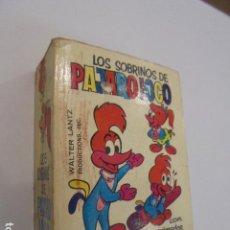 Tebeos: MINI INFANCIA Nº 8 LOS SOBRINOS DE PAJARO LOCO - BRUGUERA. Lote 115309767
