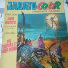Tebeos: JABATO COLOR AÑO III NUMERO 81. Lote 115311415