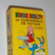 Tebeos: MINI INFANCIA Nº 70 BUGS BUNNY EN COMPAÑEROS DE FATIGAS - BRUGUERA. Lote 115313535
