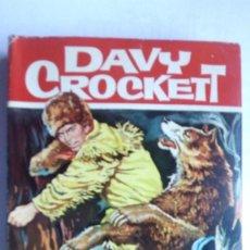 Livros de Banda Desenhada: DAVY CROCKETT, COLECCION HEROES, EDITORIAL BRUGUERA, Nº 27, 1963. Lote 115408823