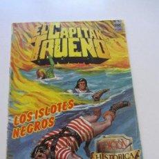 Tebeos: CAPITÁN TRUENO Nº 73 ( EDICIÓN HISTÓRICA ) EDICIONES B E11. Lote 115471031