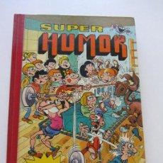 Tebeos: SUPER HUMOR XXVIII. BRUGUERA MORTADELO Y FILEMON, ZIPI Y ZAPE, SACARINO, CINCO AMIGUETES, SIR TIM E7. Lote 115479423