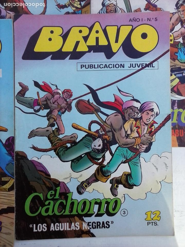 Tebeos: BRAVO EL CACHORRO 33 NºS LOTE - 2 AL 26,29,30,31,33,35,37,39,41 - Foto 48 - 115516223