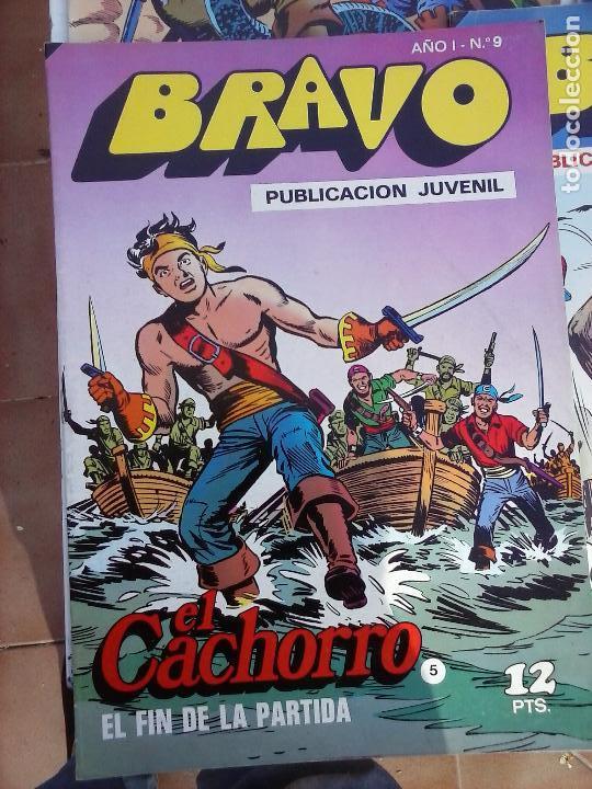 Tebeos: BRAVO EL CACHORRO 33 NºS LOTE - 2 AL 26,29,30,31,33,35,37,39,41 - Foto 53 - 115516223