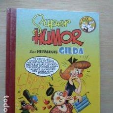 Tebeos: LAS HERMANAS GILDA -SUPER HUMOR N.8. Lote 115525431
