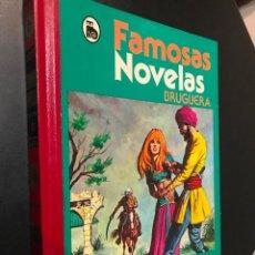 Tebeos: FAMOSAS NOVELAS VOLUMEN XII 12. BRUGUERA. TAPA DURA. Lote 115547039