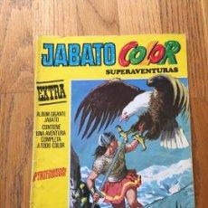 Tebeos: JABATO COLOR ,EXTRA, PERSEGUIDOS. Lote 115555715