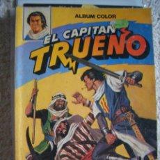 Tebeos: ALBÚM COLOR EL CAPITÁN TRUENO #2 (EL FOSO DE LA MUERTE). Lote 115666299