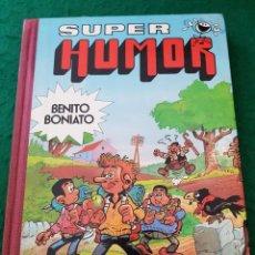 Tebeos: SUPER HUMOR (BENITO BONIATO) - NUMERO 2 - BRUGUERA 1985. Lote 115666967